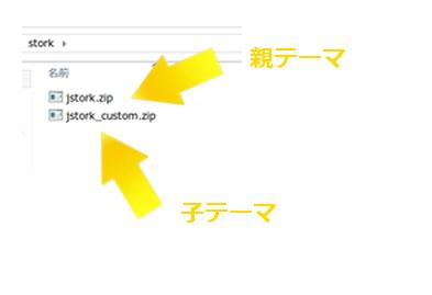 ストークファイル