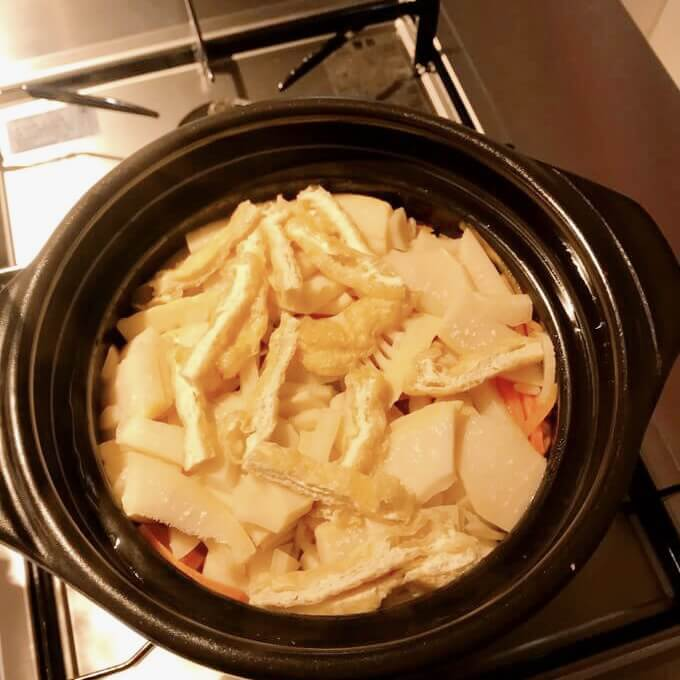 HARIO(ハリオ) フタ が ガラスのご飯釜 炊き込みご飯