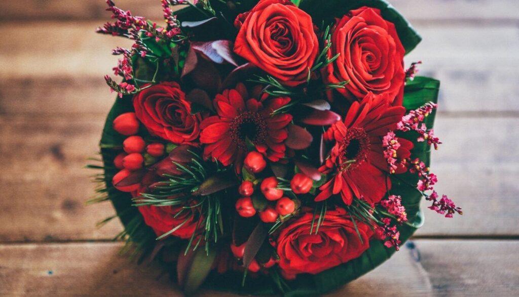 赤い花の効果とは