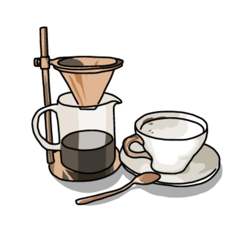 コーヒーのサブスクを選ぶときのポイント  コーヒーを淹れる道具が必要かどうか